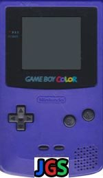 Game Boy Color System Loose (Purple)