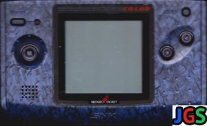 Neo Geo Pocket Color (Stone Blue) loose
