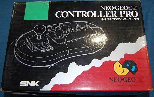 Neo Geo Controller Pro with Box (box damage)