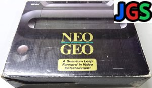 Neo Geo AES game system