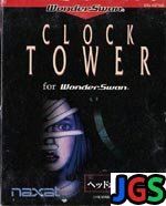 Clock Tower (with box and manual)(box damage little)
