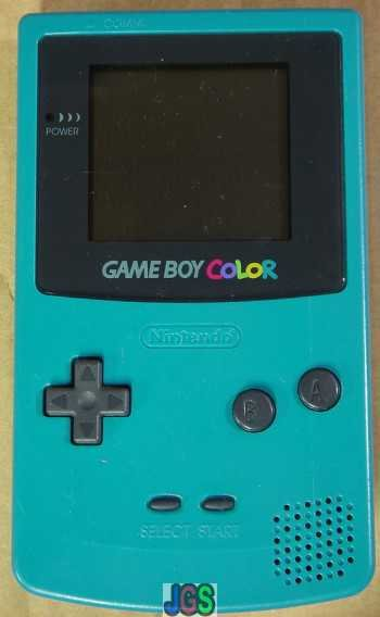 Game Boy Color System Loose (Blue)