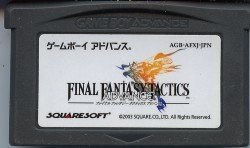 Final Fantasy Tactics Advance loose