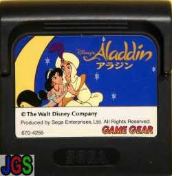 Disney's Aladdin loose