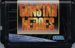 Gunstar Heroes loose (package damage little)