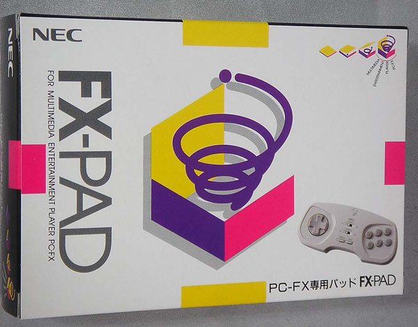 FX-PAD for PC-FX  (NEW)