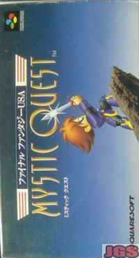 Final Fantasy USA Mystic Quest