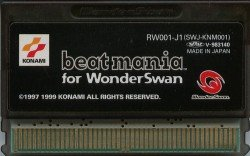 Beat Mania For WS (loose)